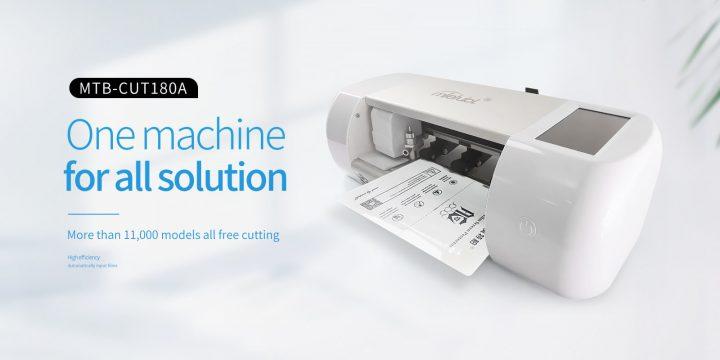 Mietubl Nano Kesim Makinesi, Yeni Versiyon